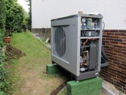 Studiu de caz pompa caldura aer apa NIBE F2300