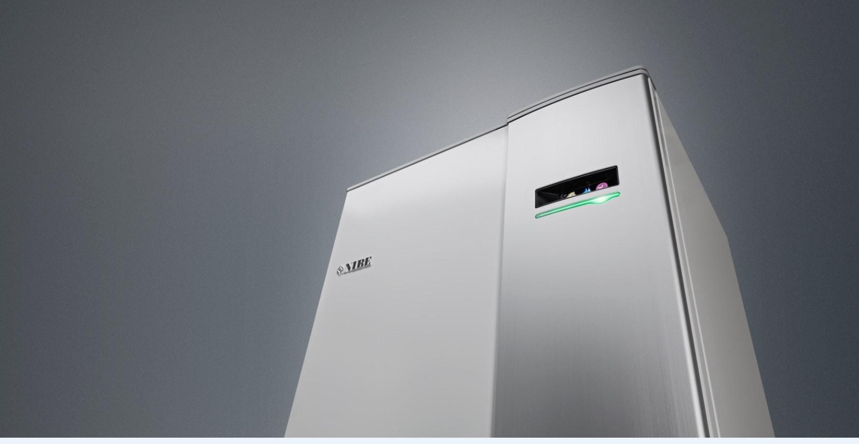 Pompa de caldura sol – apa NIBE F1255