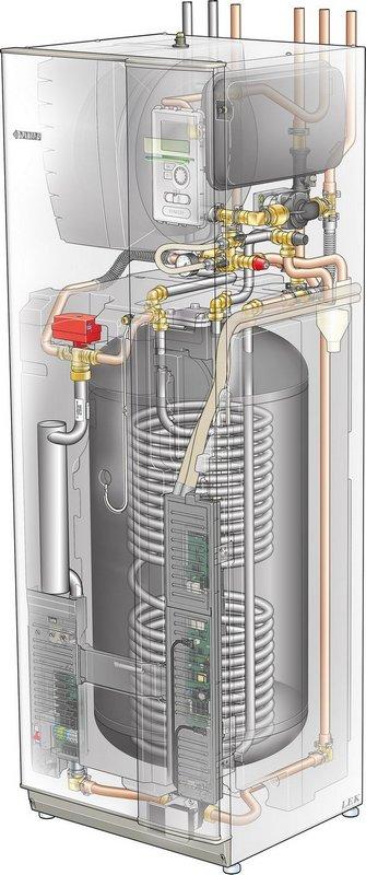 Pompa de caldura Aer-Apa cu inverter