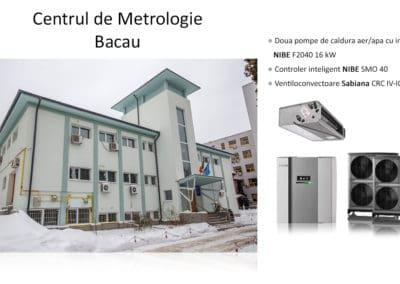 Centrul de Metrologie Bacau 2 x F2040-16