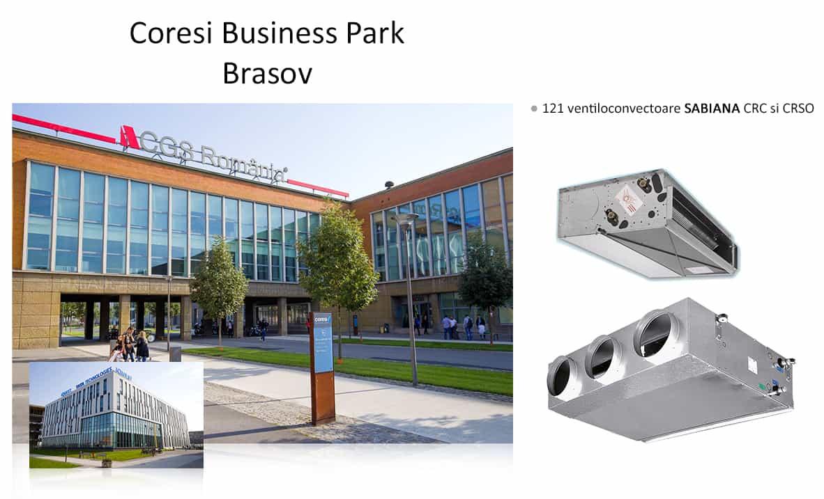 Coresi Business Park Brasov Sabiana