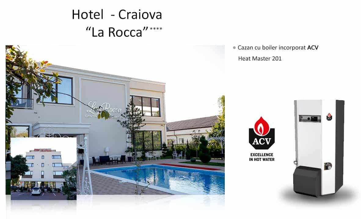 Craiova - Hotel La Rocca