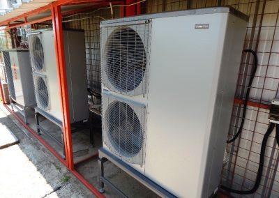 pompe de caldura aer-apa nibe F2120
