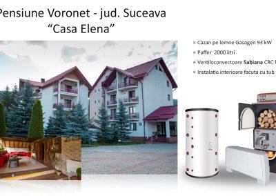 Voronet - Pensiunea Casa Elena