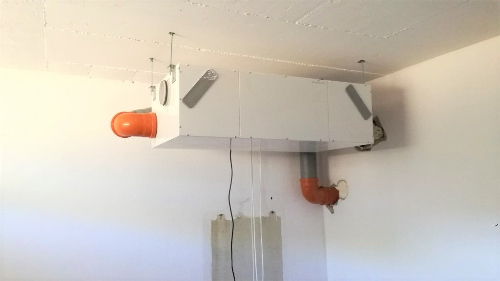 Ventilatie cu Sabiana Energy Smart