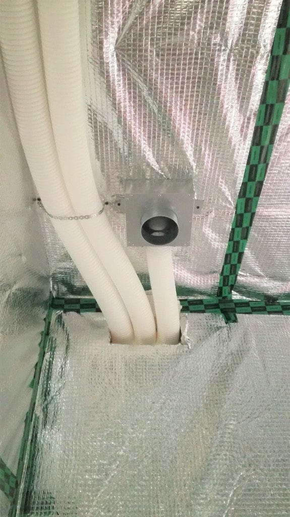 Ventilatie cu pompa de caldura