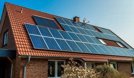 Panouri solare on-grid NIBE PV – energie gratuita de la soare