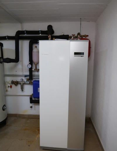 pompa de caldura nibe f1145