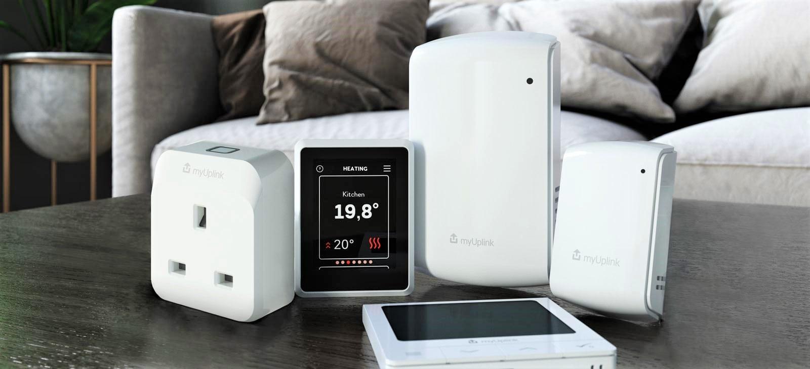 Accesorii Smart Home NIBE