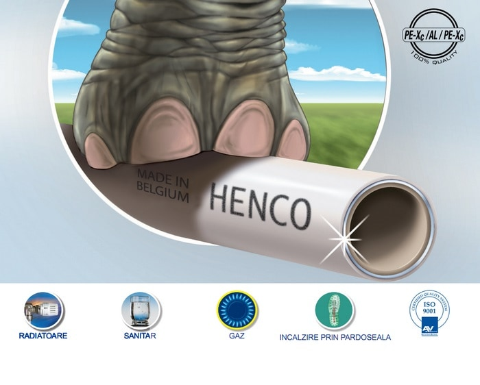 henco romania